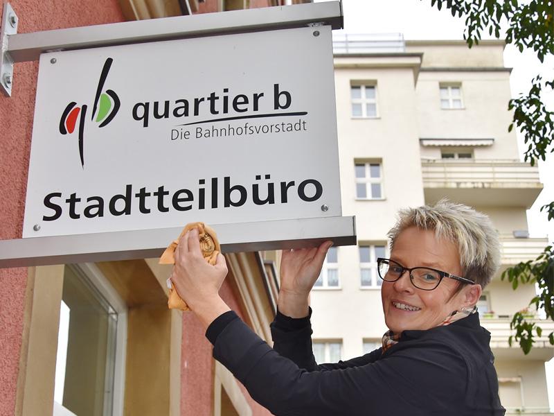 Freiberg | Quartier B Bahnhofsvorstadt | Simone Schöne