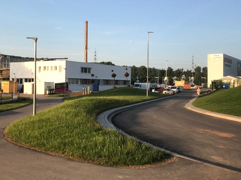 Weinstadt | Birkel Areal | Birkelstrasse