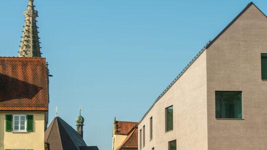 Rottenburg a.N. - Bibliothek Innenstadt - Leif Piechowski