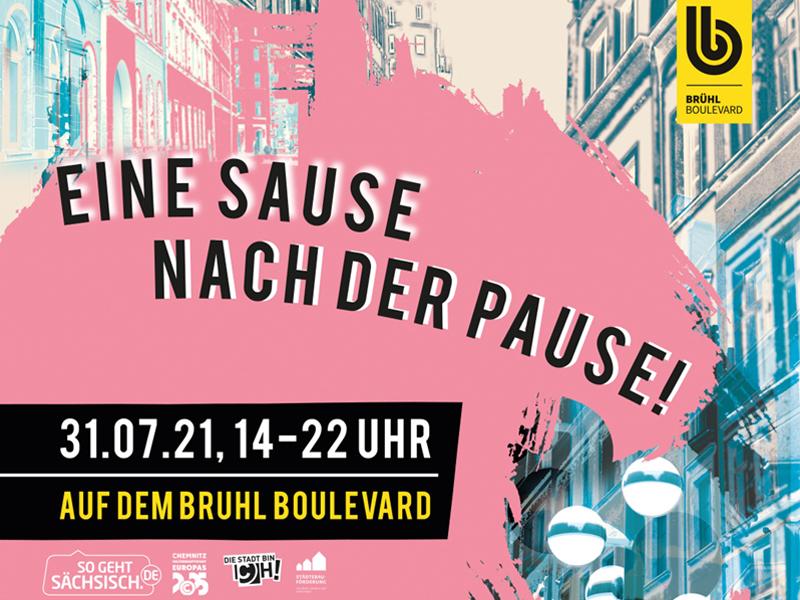 News | Bruehl | Boulevard Sause