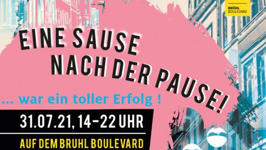 News   Bruehl   Boulevard Sause